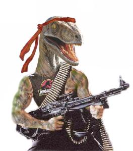 dinosaurgun